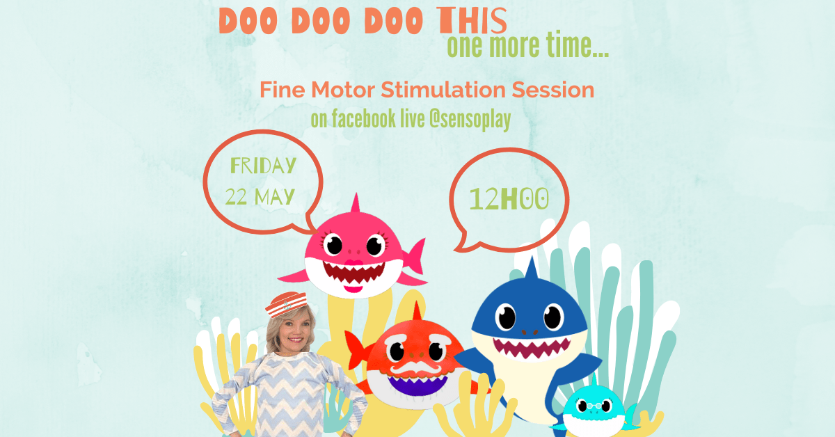 Free Fine Motor Stimulation Session